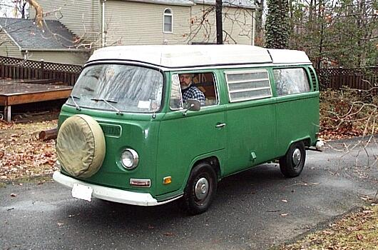 Paul and Carol's Westy